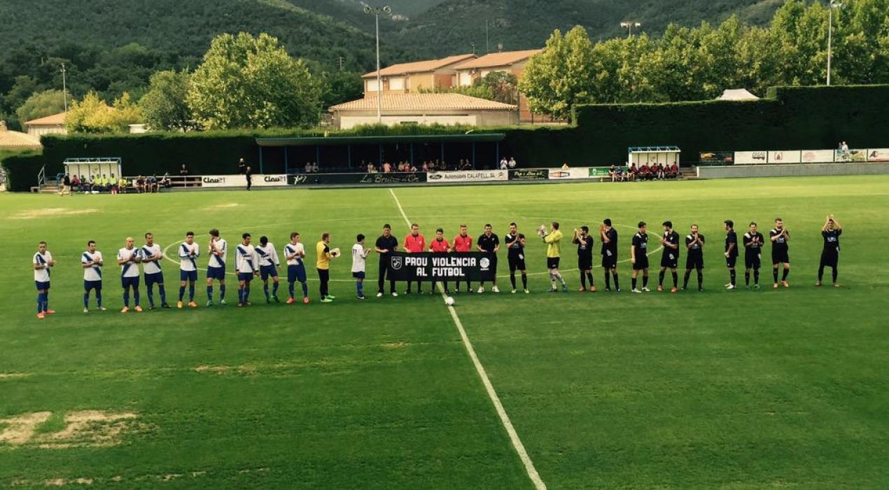 L'Avià cedeix els primers tres punts de la temporada a casa contra l'Horta (0-1)