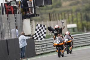 Gerard Riu, Campió d'Espanya de Velocitat en Moto3