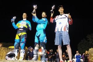 Sergi Sánchez (Open) i Marc Corominas (Promo) guanyen el V Dirt Track Ciutat de Berga