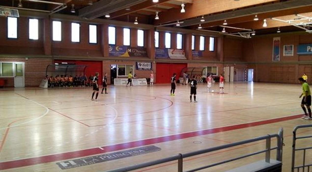 El Futbol Sala de Gironella perd davant del Móstoles per 2 a 1