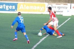 L'Avià perd el liderat al camp del Vic (2-0)