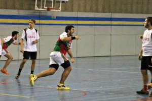 Primera victòria d'infart de l'Handbol Berga a la nova categoria (26-25)