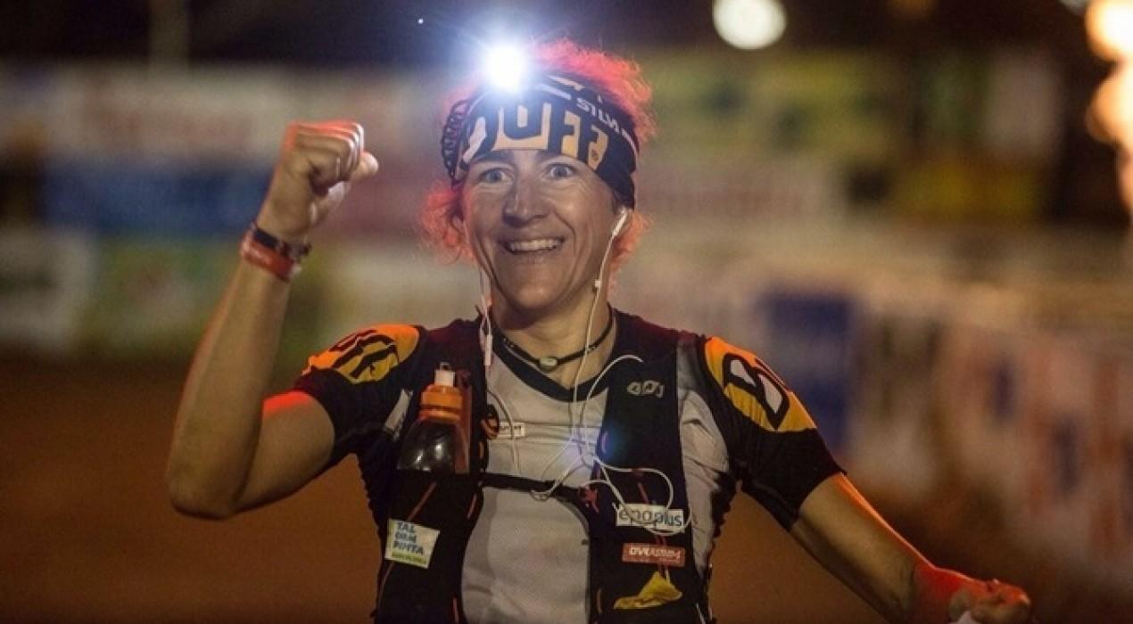 Núria Picas revalida el títol de la Ultra Trail World Tour amb la victòria a la Diagonale des Fous