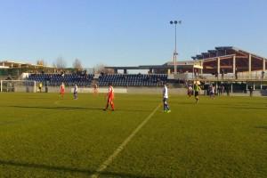L'Andorra dóna la sorpresa a Avià gràcies a un gol a l'inici del partit (0-1)