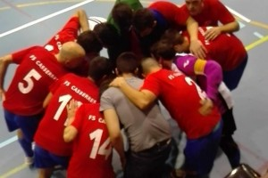 El PC Imagine Casserres cau al camp de l'Athletic Vilatorrada