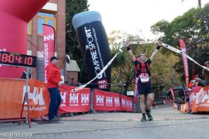 El jove berguedà Ivan Camps guanya la Ultratrail de Collserola