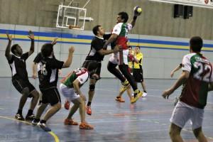 Derrota ajustada de l'Handbol Berga (19-22)