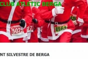 Última cursa de l'any: Sant Silvestre Berga 2015
