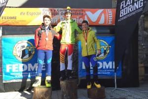 Entrevista a Joan Soler, corredor d'skimo dels Mountain Runners del Berguedà