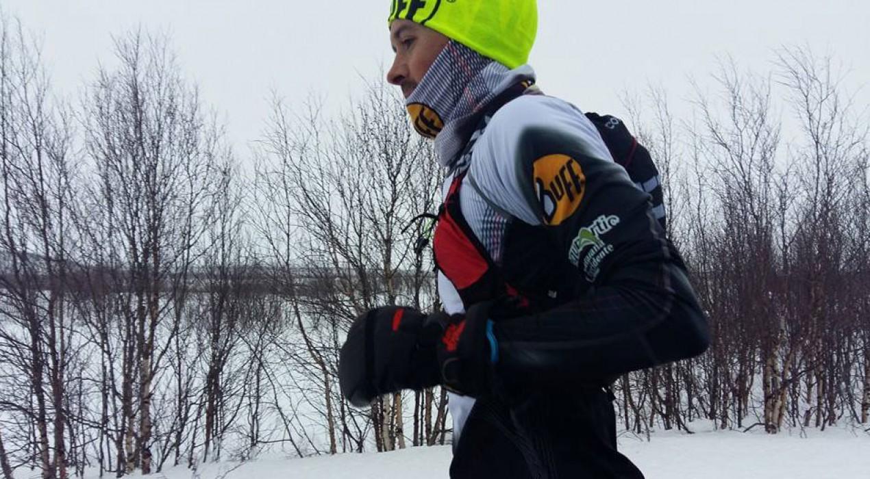 """Pau Bartoló: """"Em sento realitzat després d'haver superat el repte a Lapònia"""""""