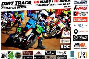 Arriba la Copa Dirt Track Ciutat de Berga