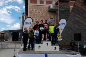 Pau Llorens i Neil Berry guanyen els 5 i 10 km urbans de Berga