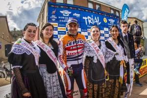 Toni Bou triomfa al Gran Premi de Catalunya de Trial