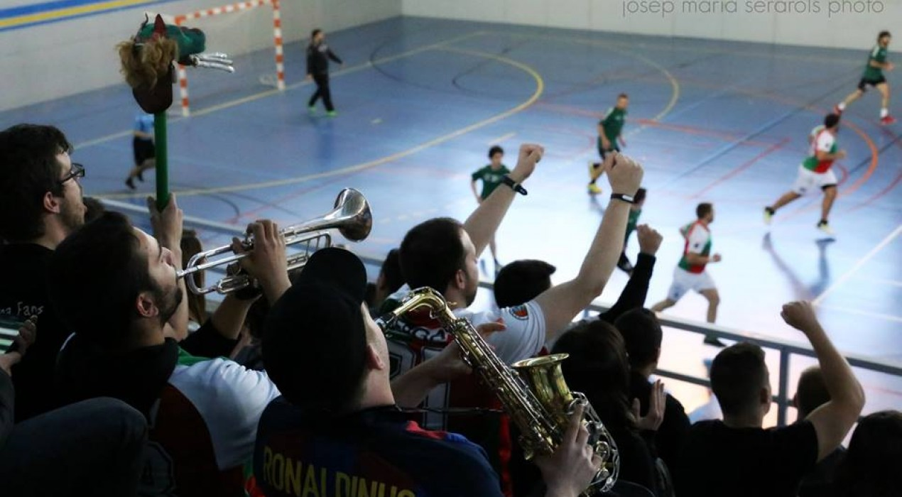 L'Handbol Berga manté la categoria