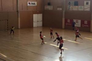 El Burela s'imposa al Penya Esplugues Gironella en un partit lluitat