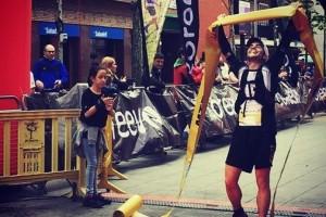 Ivan Camps guanya la Marató de Muntanya de Barcelona