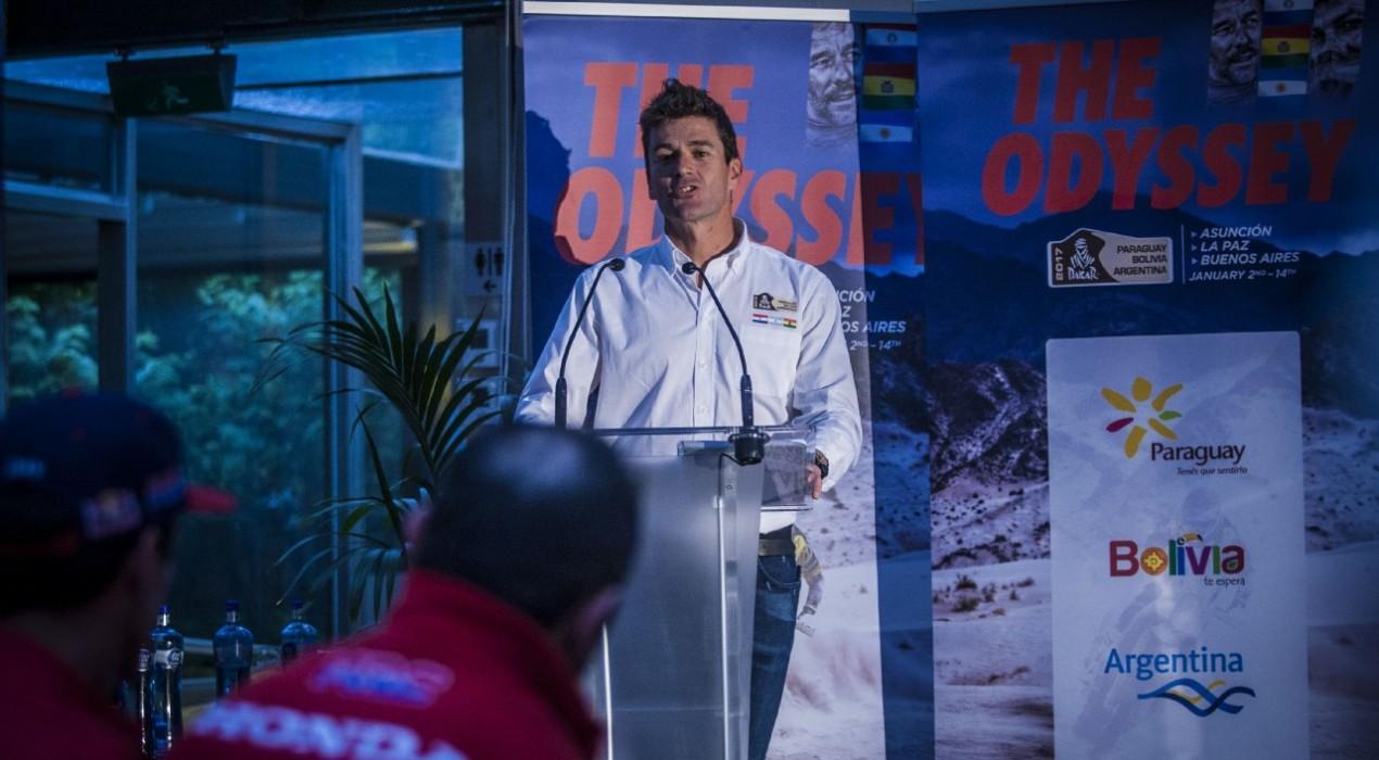 Marc Coma deixa la direcció esportiva del Dakar