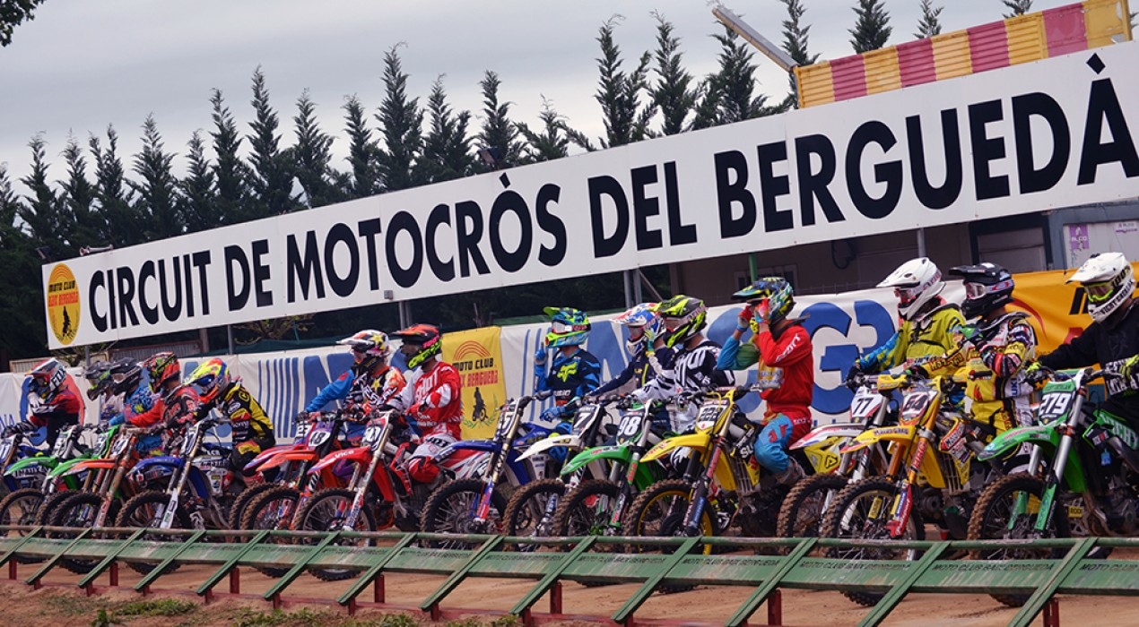 Cristian Oliva guanya el Motocròs d'Olvan