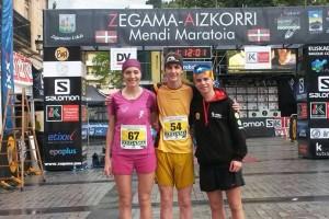 Bona participació berguedana a la mítica Zegama