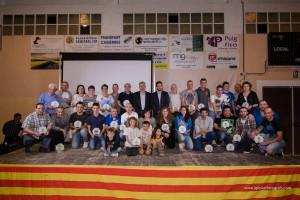 El FS Casserres rep reconeixement a la Festa de l'Esport