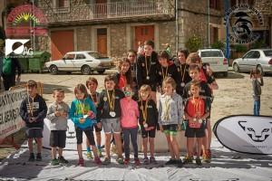 Celebrada la primera SKY RACE PEDRAFORCA 360º