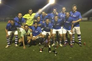 Comercial Peralba es proclama campió del torneig de futbol 7 d'Avià