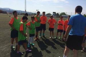 Una trentena de nens han participat al Campus Jordi Torras de Berga