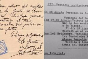 Berga i Avià s'enfronten demà a la segona Copa Queralt, cent anys després