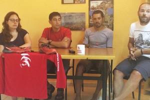 L'atleta Pau Bartoló es posa al capdavant de l'Escola Trail dels Mountain Runners