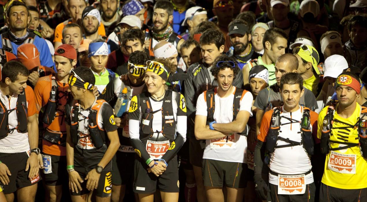 Gairebé 3.000 atletes d'uns 50 països disputen l'Ultra Pirineu aquest cap de setmana