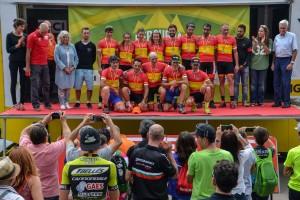 Paco Mancebo i María Díaz es proclamen campions d'Espanya de XCM a Avià