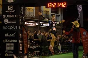 El berguedà Ivan Camps es cola al Top 10 de l'Ultra Pirineu