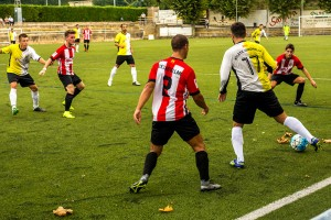 El Gironella millora en defensa i doblega el Sant Quirze per retrobar-se amb la victòria (2-1)