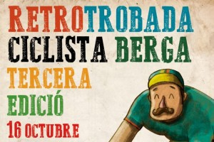 Arriba la 3a edició de la Retrotrobada de Berga, més oberta i participativa que mai
