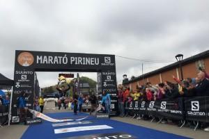Ismail Razga evita sorpreses a la Marató Pirineu