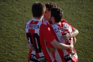 La connexió Sua-Agus dóna els últims punts de la temporada al Berga (0-2)