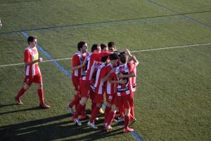 Exhibició de gols i plàcida victòria d'un Berga que segueix en quadre (0-4)