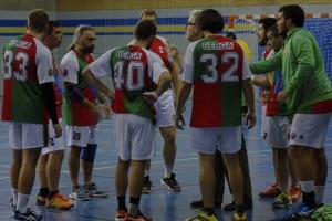 Derrota de l'Handbol Berga en un partit de tràmit (34-26)