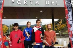 Tiina Uotila i Olivier Blanc-Trachant s'imposen en els Dos Dies del Berguedà