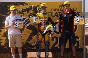 Segona posició per a Franc Serra a València
