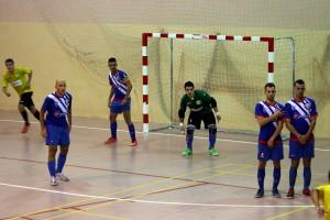 Victòria en un partit històric (5-3)