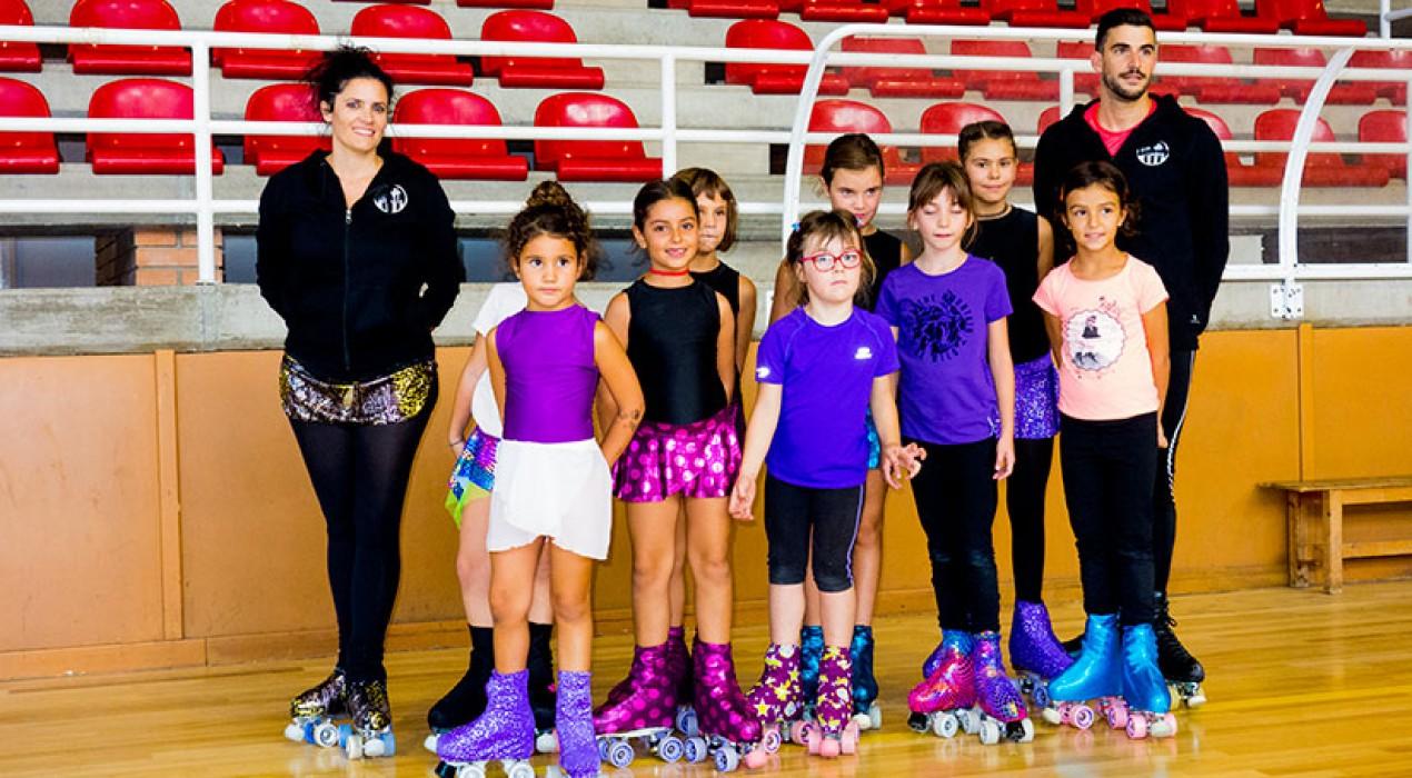 Neix a Gironella el Club Patí Berguedà, un club que recupera el patinatge artístic a la comarca