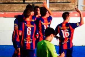 Una badada defensiva decideix un nou derbi intercomarcal a Segona Catalana (1-0)