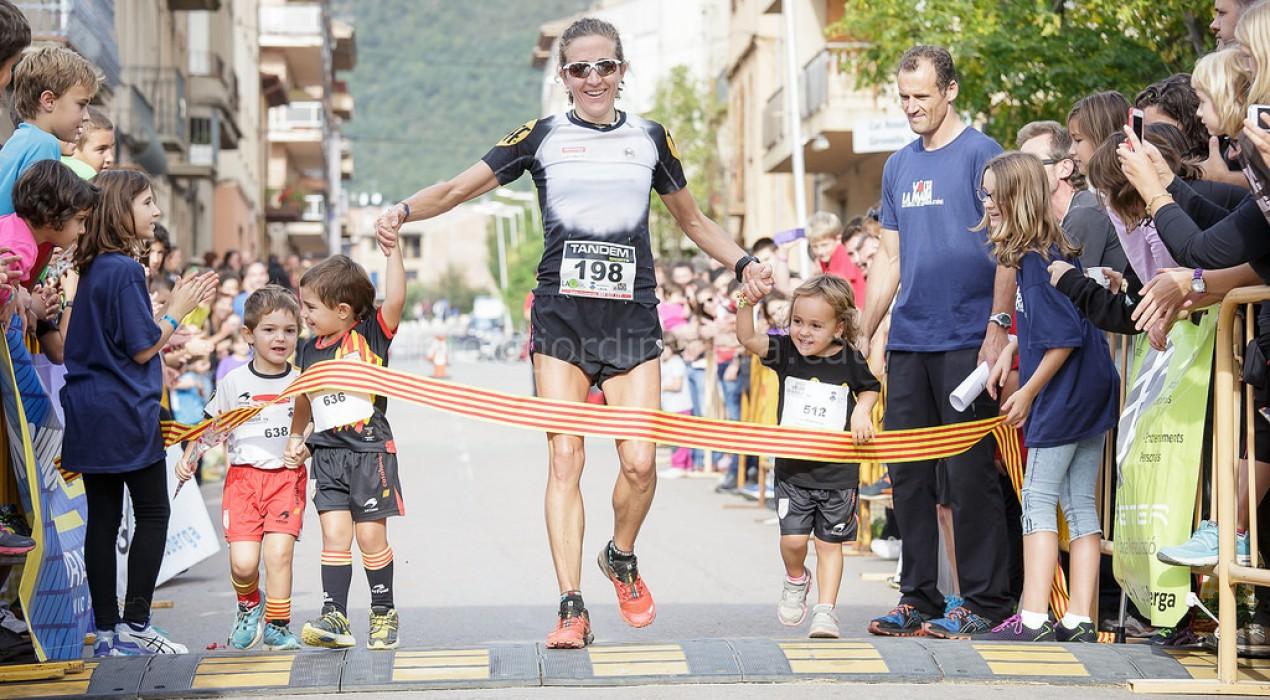 Torna la Volta la Maria d'Avià, una cursa pensada per comptar amb atletes de tots els nivells
