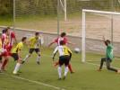 El derbi de futbol entre el Berga i el Gironella, en imatges