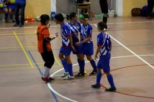 El Puigfitó Casserres perd en un partit ensopit (2-0)