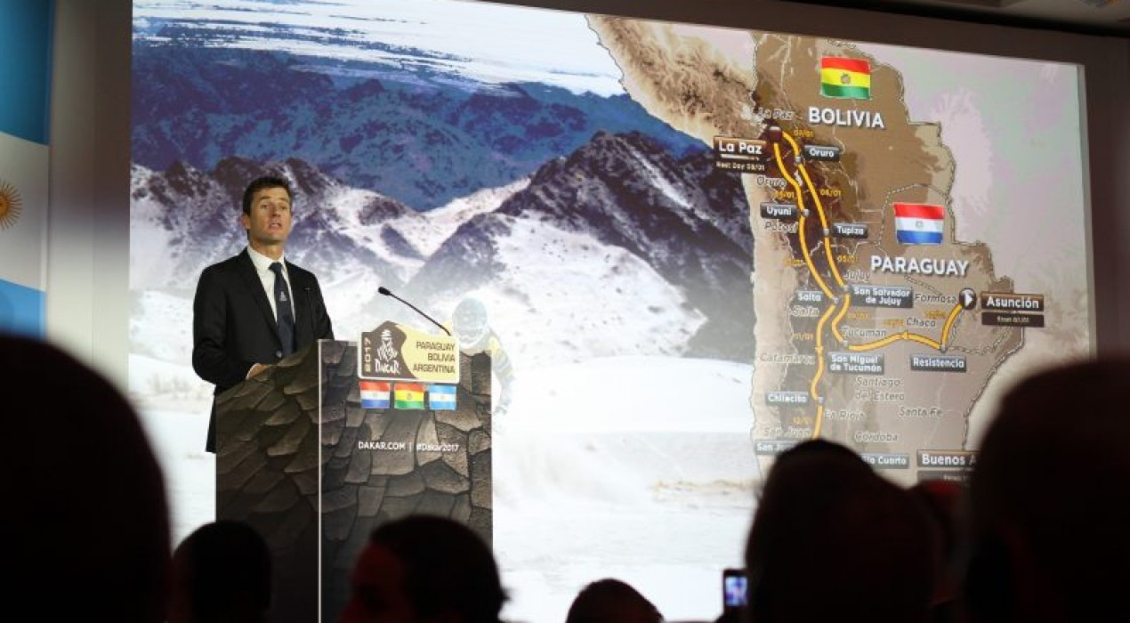 Dakar 2017: Segell 100% Marc Coma