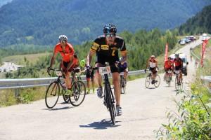 La Ruta Minera 2017 estrena recorregut curt i espera mil ciclistes