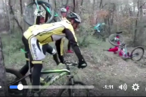 El Mannequin Challenge de Bike Berguedà