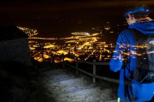 Els Mountain Runners se sumen a La Marató de TV3 amb una cursa i caminada nocturna a Queralt